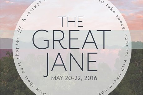 Join The Great Jane